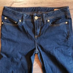 Tory Burch Classic Tory Boot Jeans size 26